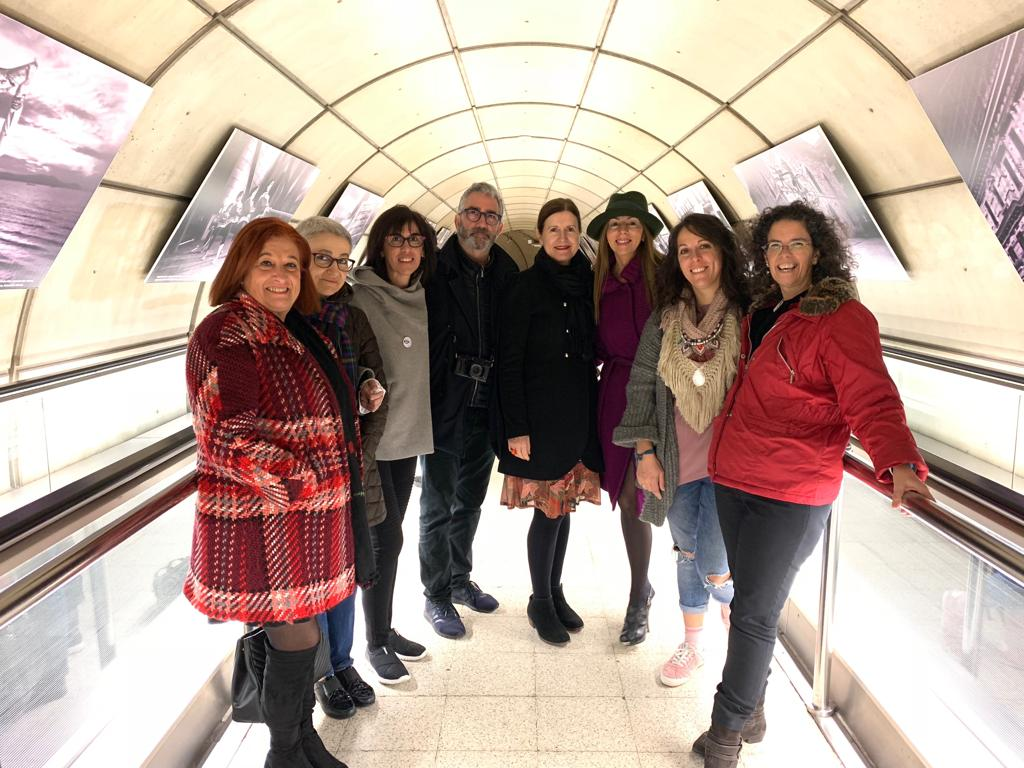 WOMEMBI en Metro Bilbao