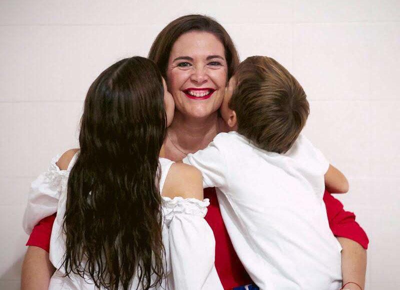 Patricia Ripoll vive con migraña corónica